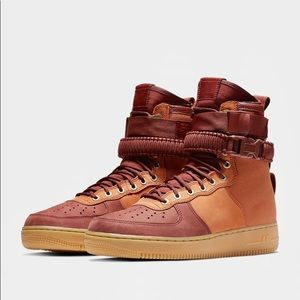 Nike SF Airforce 1 Mens Size 9